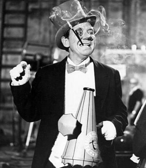 Burgess Meredith Penguin Batman 1967