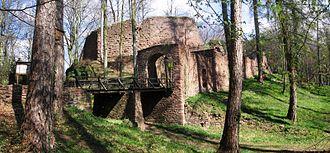 Eschau - Burg Wildenstein