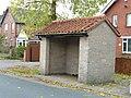 Bus Shelter, Moor Lane - geograph.org.uk - 1547082.jpg