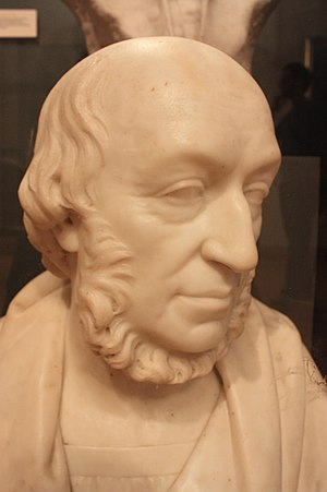 James Beaumont Neilson - Bust of James Beaumont Neilson, People's Palace, Glasgow