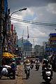 Busy streets of Ho Chi Minh City (former Saigon). Vietnam.jpg