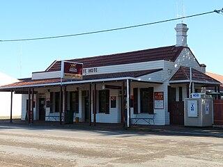 Bute, South Australia Town in South Australia