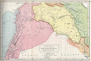 Geschichtlicher hintergrund syrien