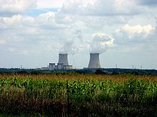 Byron Nuclear Generating Station, in Ogle County.