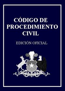 Resultado de imagen para código de procedimiento civil chile