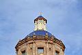 Cúpula de l'església de Sant Miquel dels Reis des del claustre, València.JPG