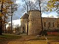 Cēsis, castle, AD1220 - ainars brūvelis - Panoramio.jpg