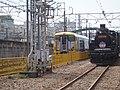 C57 135&E257-500 in Omiya.jpg