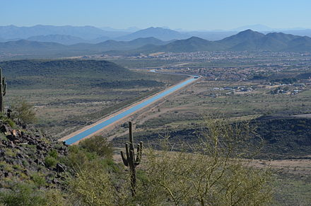 Central Arizona Project (CAP) canal CAPCanal.2013.jpg