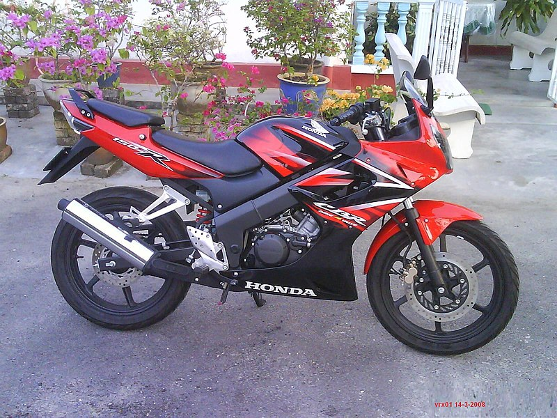 File:CBR150R from Penang Malaysia.JPG