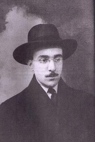 1888 in Portugal - Fernando Pessoa