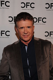 L'actor estatounitense Alan Thicke, en una imachen de 2012