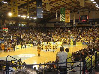 Centro Insular de Deportes - Gran Canaria's Centro Insular de Deportes (CID) on May 19, 2009