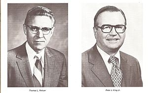 Colorado Interstate Gas - CIG presidents Pelican and King