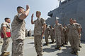 CLB-22 Marine reenlists at sea 140902-M-MX805-012.jpg