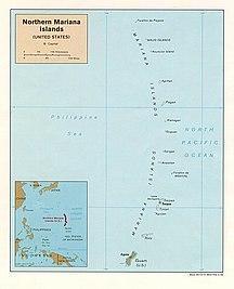 Marianos Šiaurinės Salos