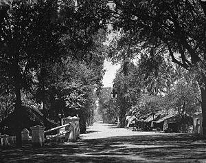 Pasar Kliwon District, Surakarta - Pasar Kliwon Village, circa 1857 to 1874