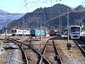 CTK Mitsumineguchi station Precincts.jpg
