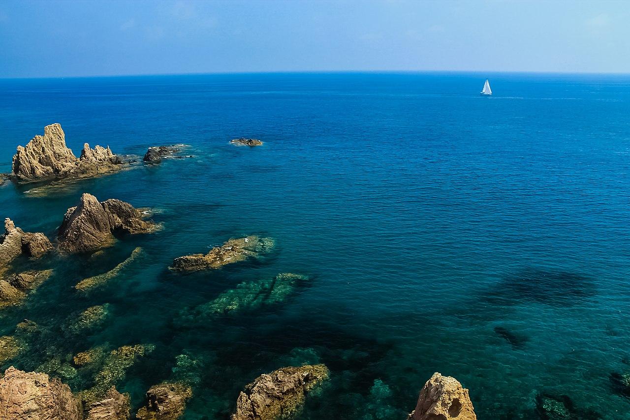 File Cabo De Gata Arrecife De Las Sirenas Jpg Wikimedia