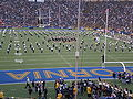 Cal Band performing pregame at Maryland at Cal 2009-09-05 4.JPG