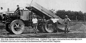 Caldwell Vale - Caldwell Vale Tipper.