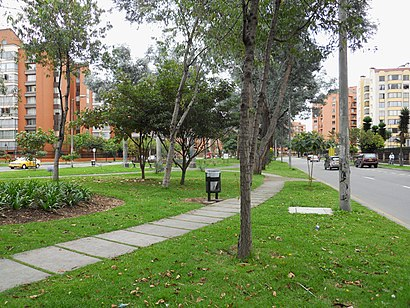 How to get to Ciudad Salitre with public transit - About the place