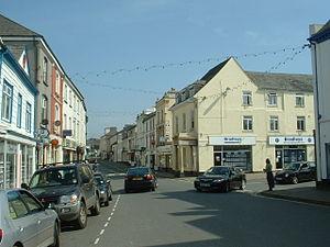 Callington, Cornwall - Image: Callington 1