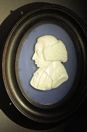 William Cullen - Cameo of William Cullen, 1786