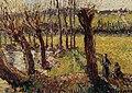 Camille Pissarro - Los sauces en invierno, Eragny, c. 1890.jpg
