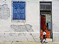 Camino a la escuela en Mérida..jpg