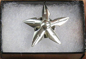 John W. Campbell Award for Best New Writer - Pin given to all winners and nominees