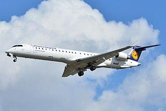Lufthansa CityLine - Lufthansa CityLine Bombardier CRJ900ER