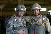 Canadian general bids adieu to Fort Bragg