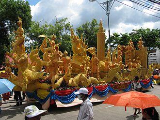 Ubon Ratchathani - Candle Festival, Ubon Ratchathani