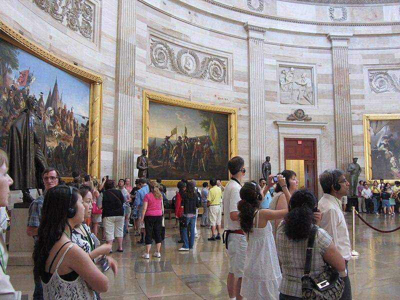 Capitol Rotunda Tour Group.jpg