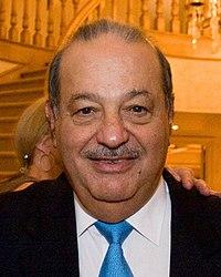 a Carlos Slim, in 2012