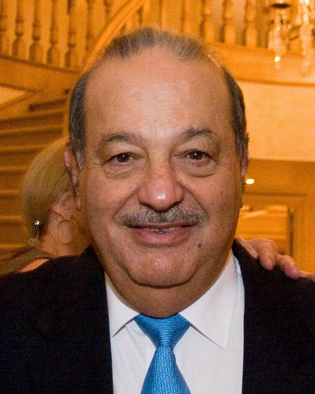 Carlos Slim 2012