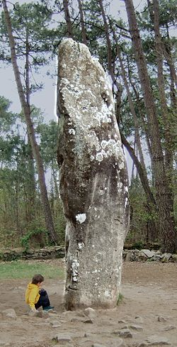 meaning of menhir