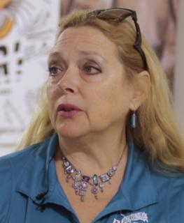 Carole Baskin American animal rights activist