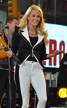 223170202be3c Carrie Underwood discography - Wikipedia