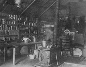 Bemidji, Minnesota - Image: Carsons Trading Post 1894