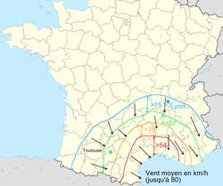 Mistral (wind) - Wikipedia