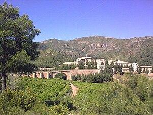 Serra Calderona - The Porta Coeli Carthusian monastery