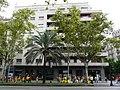 Casa Diagonal-Enric Granados-París - Via Catalana - abans de l'hora P1200349.jpg
