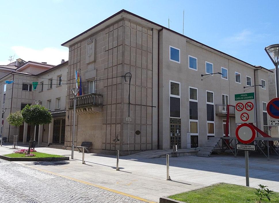 Casa concello, Xinzo de Limia, Ourense 09