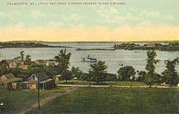 Casco Bay from Falmouth, ME.jpg