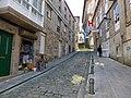 Casco Viejo de la ciudad de Vigo, Baixada Fonte.jpg