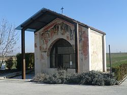 Chapel of St. Bernard.