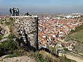 Castle Fortifications with City Backdrop - Prizren - Kosovo.jpg