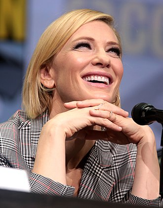 Cate Blanchett - Blanchett at the 2017 San Diego Comic-Con